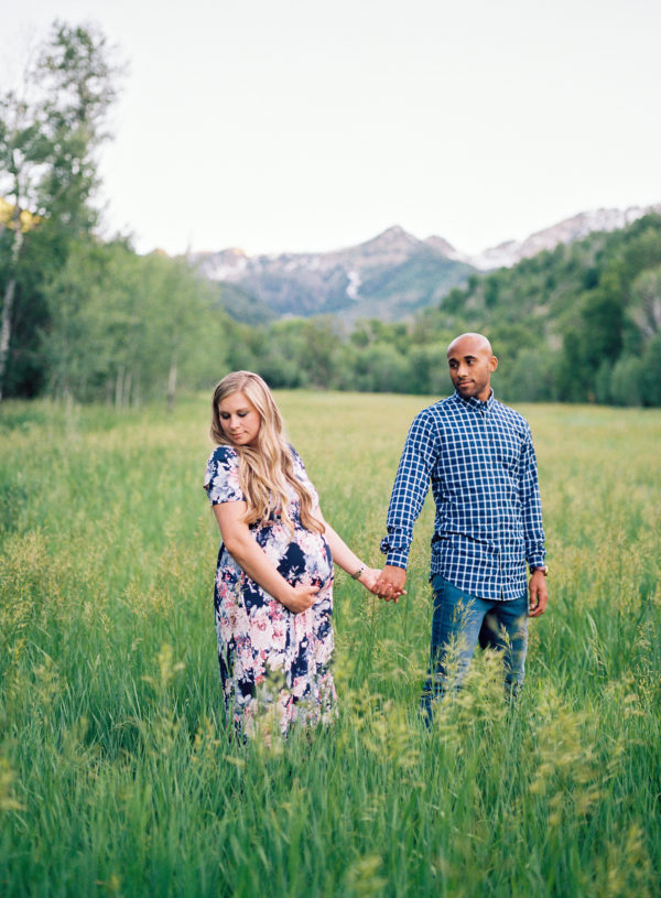 Andrea & Junior Maternity | Oklahoma City Maternity Photographer
